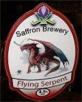 Saffron Flying Serpent - Bitter