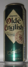 Gaymers Olde English Cider (6%)