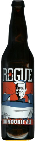 Rogue Chinookie Ale