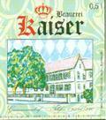 Kaiser Grasmannsdorf Festbier