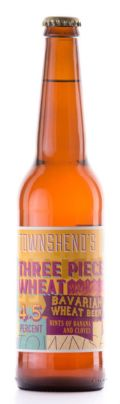 Townshend Three Piece  Wheat