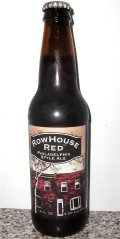 Philadelphia Rowhouse Red