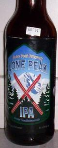Lone Peak IPA - India Pale Ale (IPA)