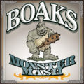 BOAKS Monster Mash - Imperial Stout