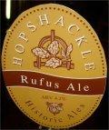 Hopshackle Rufus Ale - Bitter