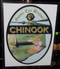 Goose Eye Chinook Blonde