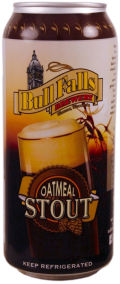 Bull Falls Oatmeal Stout - Sweet Stout