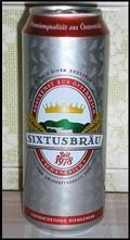 Sixtusbr�u Schankbier