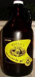 Murray�s Sackville Autumn Ale - English Pale Ale