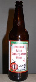 Walldorff Cinnamon Spiced Cranberry-Cherry Wheat - Spice/Herb/Vegetable
