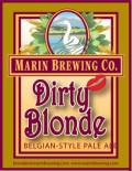 Marin Dirty Blonde - Belgian Ale