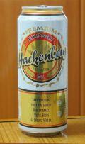 Hackenberg Premium Export Pils