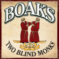 BOAKS Two Blind Monks