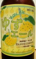 Harvestmoon Yuzu Ale