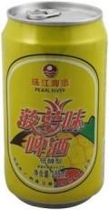Zhujiang Pineapple Beer