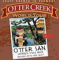 Otter Creek Otter San