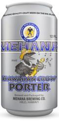 Mehana Alala Hawaiian Crow Porter - Porter