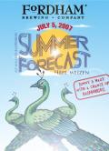 Fordham Summer Forecast