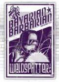 Bavarian Barbarian Weldsplatter IPA