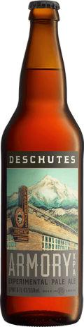 Deschutes Armory XPA (Extra Pale Ale) - American Pale Ale