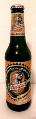Haselbacher Zwickl - Zwickel/Keller/Landbier