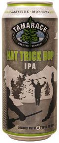 Tamarack Hat Trick Hop IPA