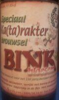 Bink Bloesem Speciaal Ka(Ta)rakter