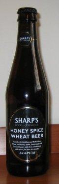 Sharps Honey Spice Wheat Beer (Bottle)