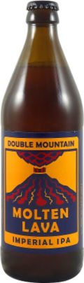 Double Mountain Molten Lava - Imperial IPA