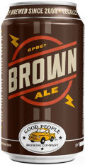 Good People American Brown Ale