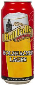 Bull Falls Holzhacker Lager - Pale Lager
