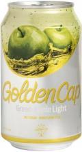 Golden Cap Green Apple Light