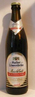Haller-L�wenbr�u Meistergold Alkoholfrei
