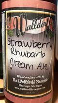 Walldorff Strawberry Rhubarb Cream Ale