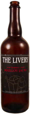 The Livery Barrel Aged Maillot Jaune