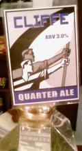 Harveys Cliffe Quarter Ale  - Bitter