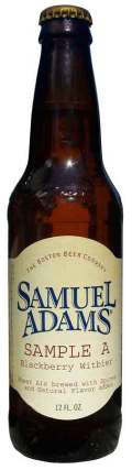 Samuel Adams Blackberry Witbier - Fruit Beer