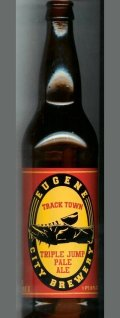 Eugene City Tracktown Triple Jump Pale Ale