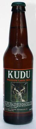 Kudu Premium Lager - Pale Lager