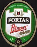 Fortas Pilsner - Pilsener