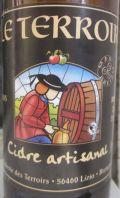Le Terroir Cidre Bouché Brut