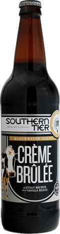 Southern Tier Blackwater Series: Creme Brulee Stout