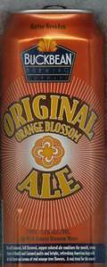 Buckbean Original Orange Blossom Ale