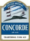 Cottage Concorde - Premium Bitter/ESB