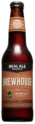 Real Ale Brewhouse Brown Ale