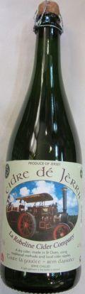 La Robeline Cidre de Jerri (dry)    - Cider
