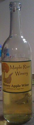 Maple River Winery Honey Apple Wine
