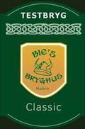 Bies Classic Testbryg - Amber Lager/Vienna