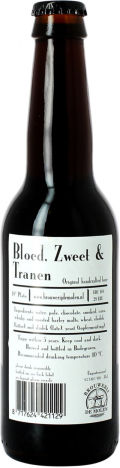 De Molen Bloed, Zweet & Tranen (Blood, Sweat & Tears) - Smoked