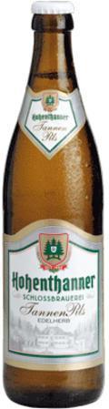 Hohenthanner Schlossbrauerei Tannen Pils